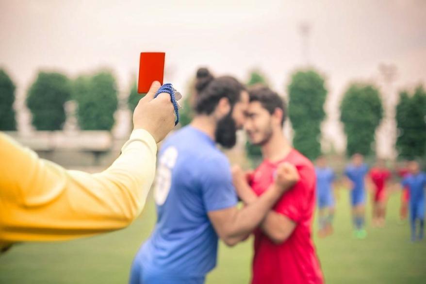 Violences et incivilités en hausse dans le football amateur