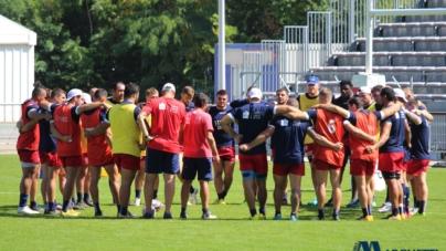 FC Grenoble : le XV de départ à Pau
