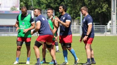 FC Grenoble : le XV de départ face à Brive