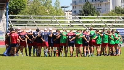 FC Grenoble : le XV de départ face à Colomiers