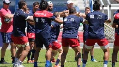 FC Grenoble : les photos de l'entraînement du vendredi 31 mai 2019