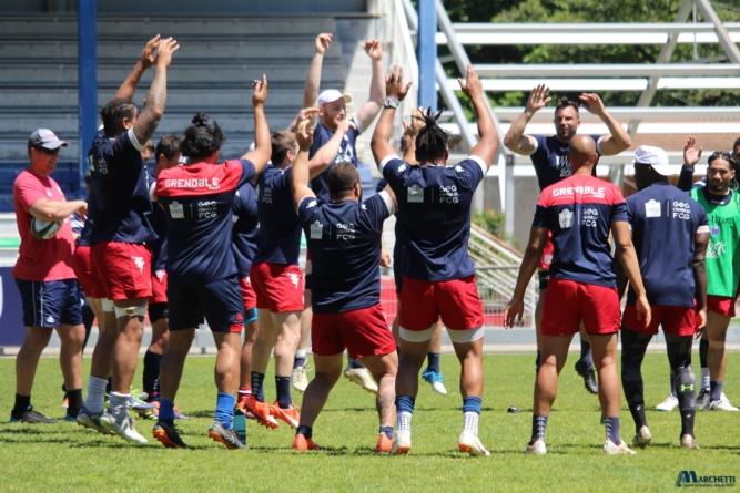 FC Grenoble : 34 joueurs retenus pour le 2ème match de préparation