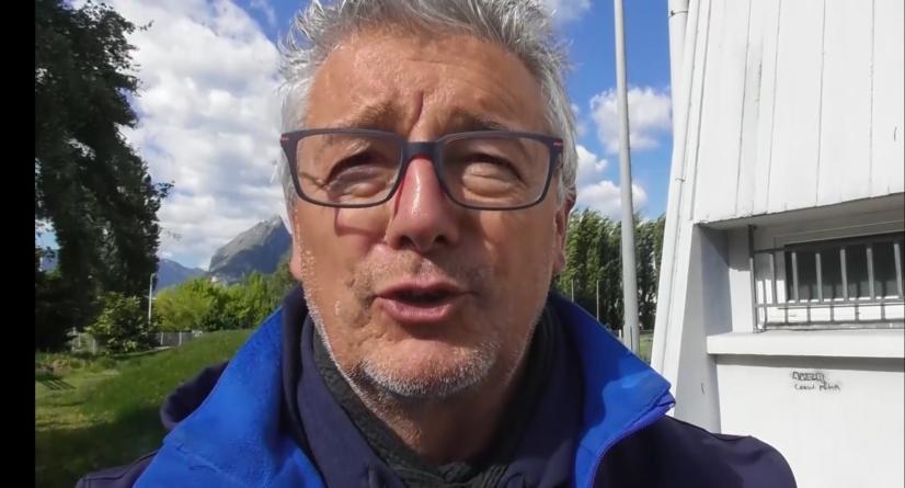Jean-Luc Zuliani (FC Charvieu Chavagneux) : «la majorité se contente du minimum syndical»
