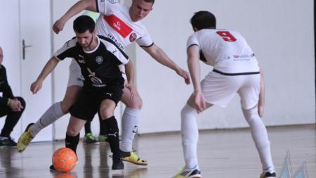 Nuxerete – Espoir Futsal 38 (4-5) : les buts en vidéo
