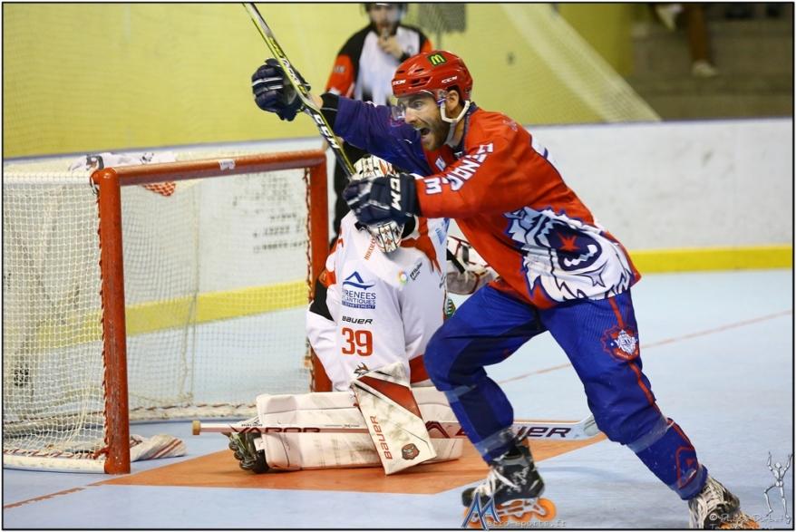 Les Yeti's Grenoble se qualifient pour les quarts de finale de la Coupe de France !