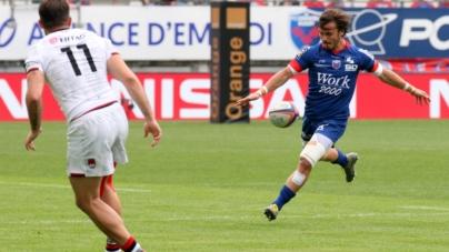 CA Brive – FC Grenoble : Tual Trainini au sifflet