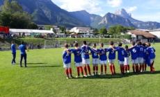 Les U13 de l'ES Manival remportent le tournoi du Manival face à Annecy-le-Vieux