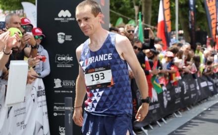 Championnats du monde trail : l'or pour l'équipe de France, l'argent pour Julien Rançon en individuel