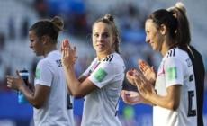 L'Allemagne passe en quart pour la dernière au Stade des Alpes