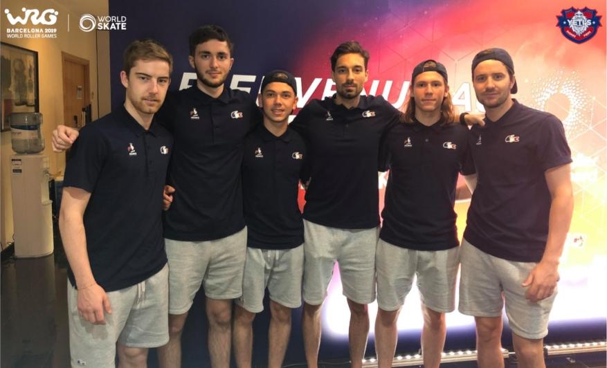 WRG Barcelona : débuts contrastés pour les équipes de France