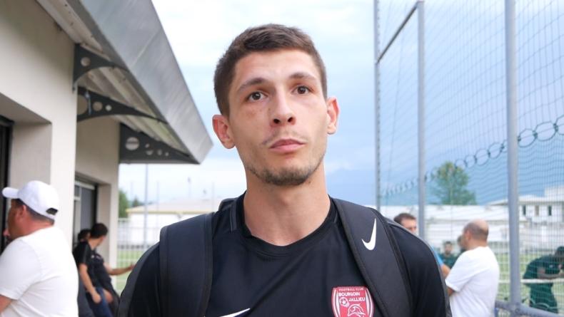 Elian Tack (FC Bourgoin-Jallieu) : «Favoris je ne sais pas, mais on est ambitieux»