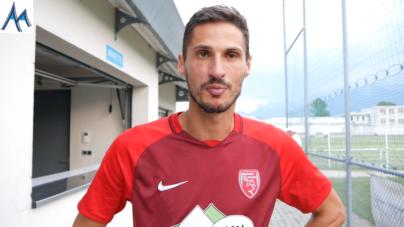 Jérémy Clément (FC Bourgoin-Jallieu) :  «Tout le monde est gagnant»