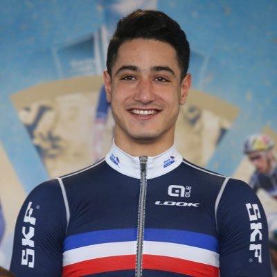 #Cyclisme – 3 médailles pour Rayan Helal aux championnats d'Europe U23