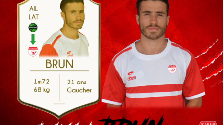 Trois jeunes joueurs rejoignent le FC Salaise