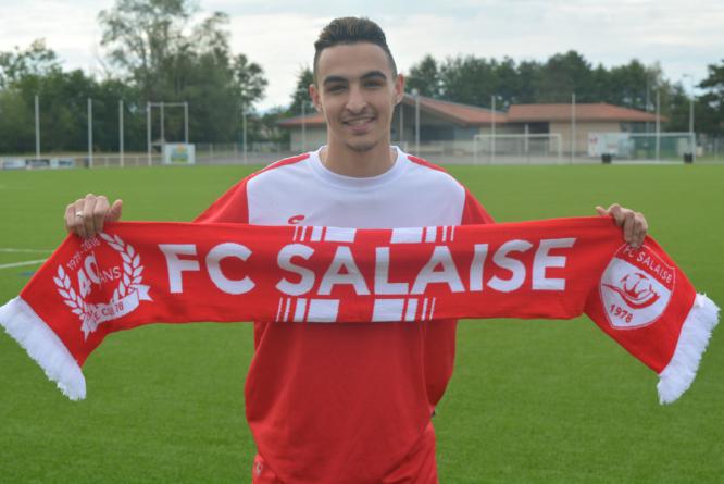 Le FC Salaise annonce l'arrivée de deux joueurs