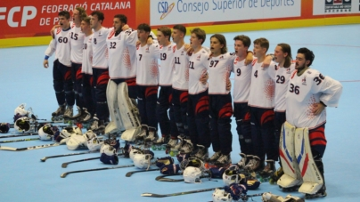 #RollerHockey – Les Bleuets s'arrêtent en quart lors des World Games