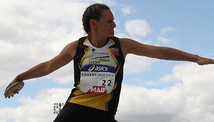 Un nouveau titre de championne de France pour Mélina Robert-Michon