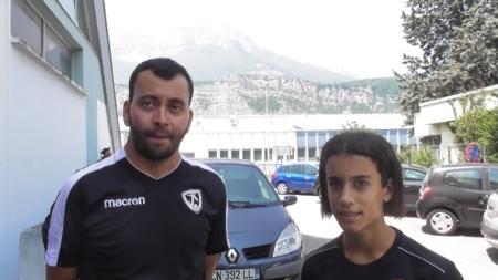 Le Pont-de-Claix Futsal à la fête