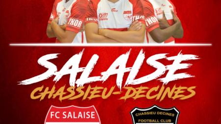 Yazid Chaouf (FC Salaise) : «à tout prix confirmer ce week-end»