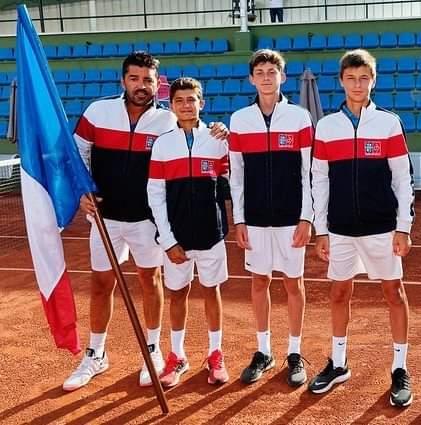 #Tennis – Coupe du monde U14 : la France et Gabriel Debru en finale !