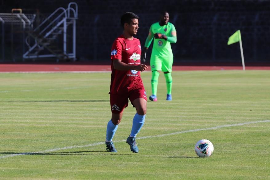 Le FC Bourgoin-Jallieu renversé par Thiers