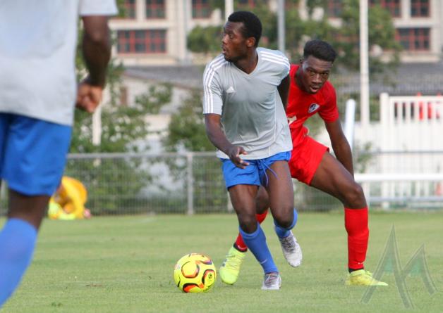 Deuxième sortie de préparation pour le FC Échirolles