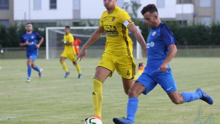 FC Echirolles : le groupe pour Bourg-en-Bresse