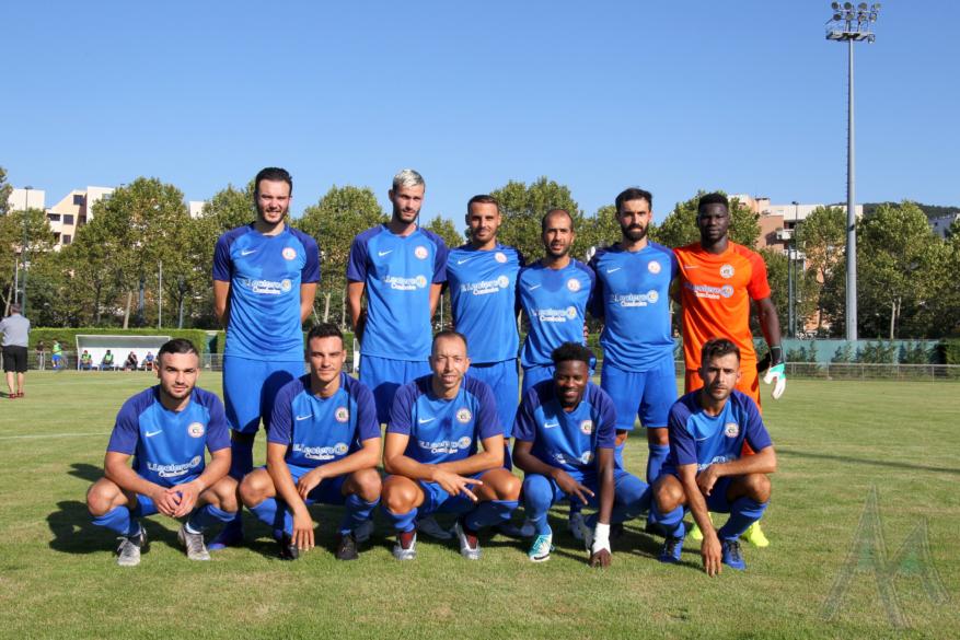 Suivez Thonon Evian – FC Échirolles en direct