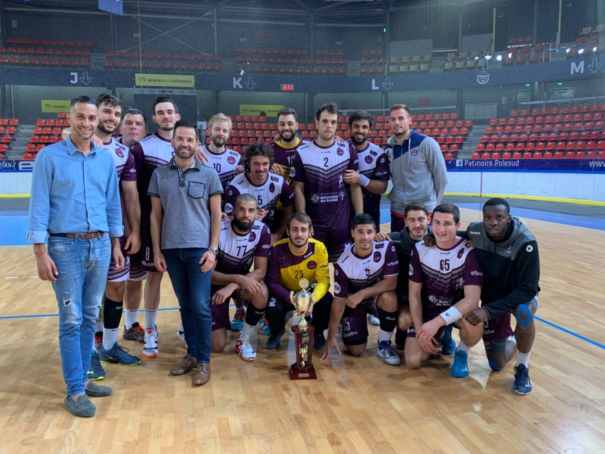 Istres remporte les Masters de Handball