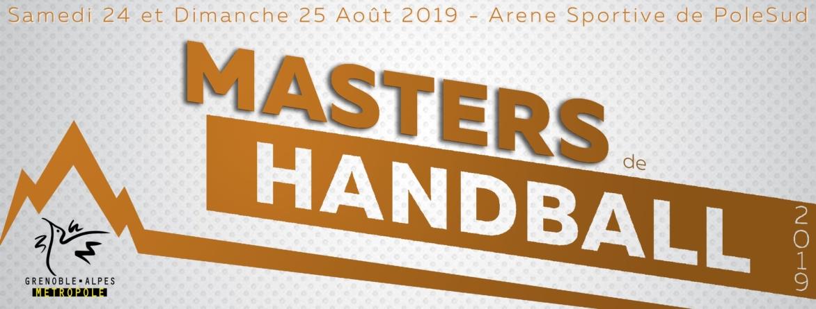 Les Masters de Handball reviennent cet été