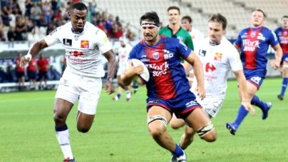 Le résumé vidéo de la victoire du FCG à Provence Rugby