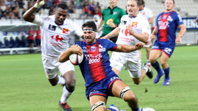 Le FCG enchaîne chez Provence Rugby