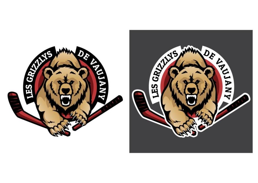 Un nouveau logo pour les Grizzlys de Vaujany