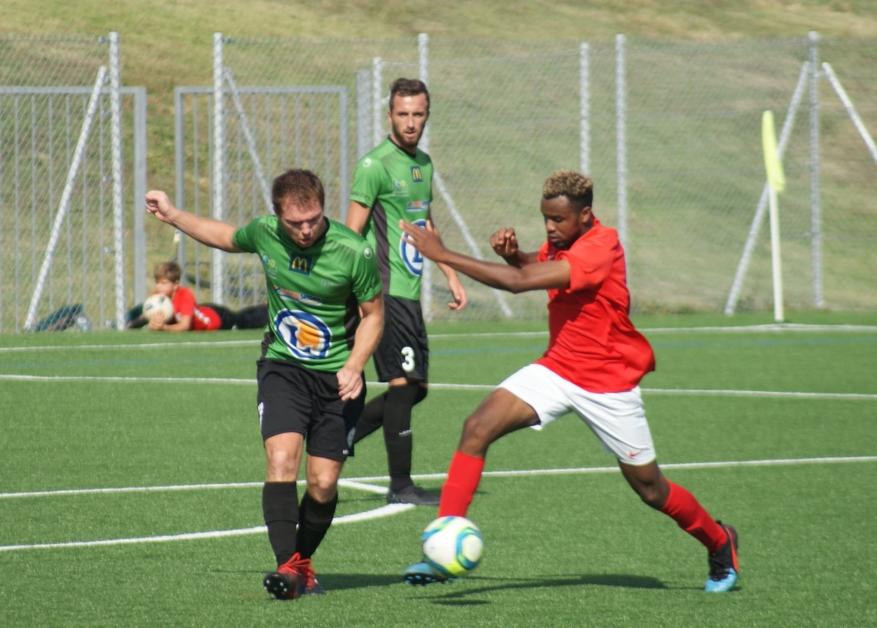 AS Chavanay – FC Lyon en images