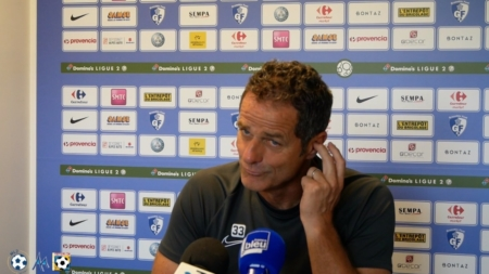L'interview de Philippe Hinschberger avant Niort – GF38