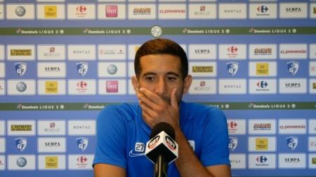 Florian Raspentino (GF38) : «Tout faire pour lancer ma saison»