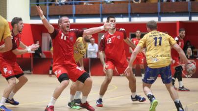 #HandballN1M – Première défaite pour le GSMH38