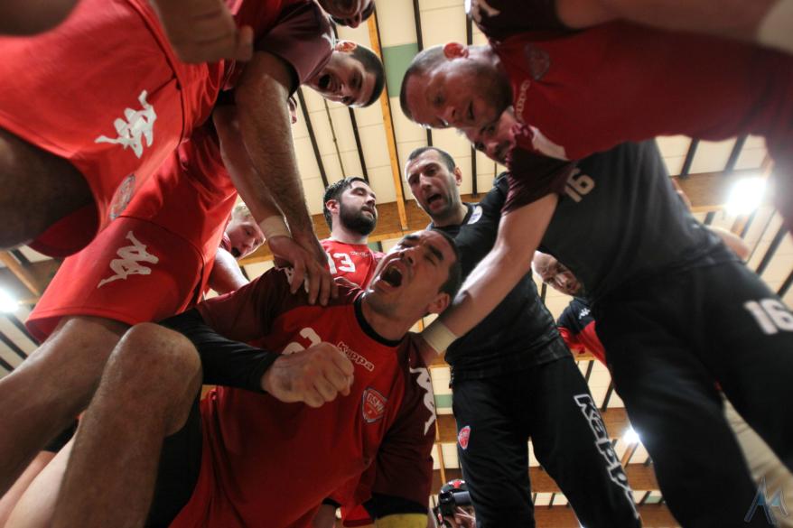 La galerie photos GSMH38 – Sarrebourg Moselle Sud Handball