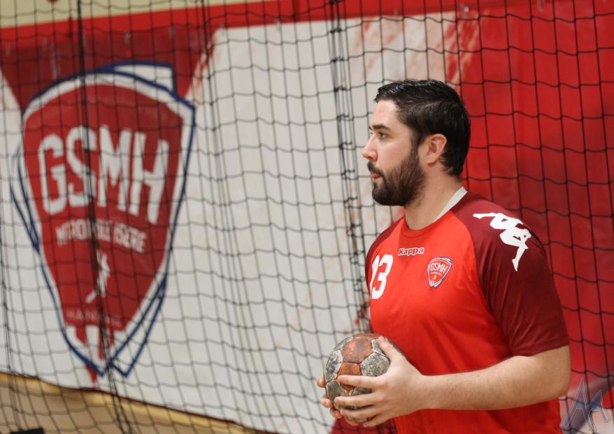 GSMH38 : Fin de saison pour Léo Dubois