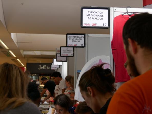 Le Forum des Sports de Grenoble en images