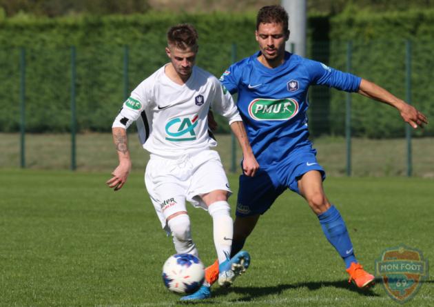 Galerie photos : US Reventin – FC Limonest Saint-Didier (1-5)