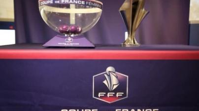 Le tirage du 2e tour de la coupe de France féminine de football est connu