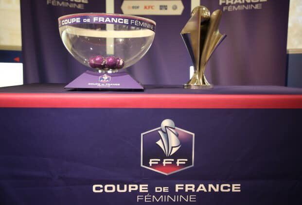 Coupe de France féminine : les résultats du 2ème tour
