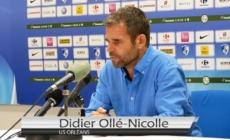 La réaction de Didier Ollé-Nicolle après GF38 – Orléans