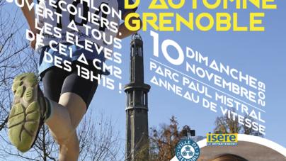 Biathlon d'Automne et Biathlon des écoliers du GUC Grenoble Ski le 10 novembre