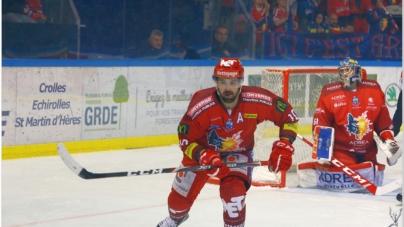 La programmation des 8e de finale de la coupe de France de hockey-sur-glace est connue