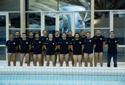 Trombinoscope Pont-de-Claix GUC Water-Polo saison 2019 2020
