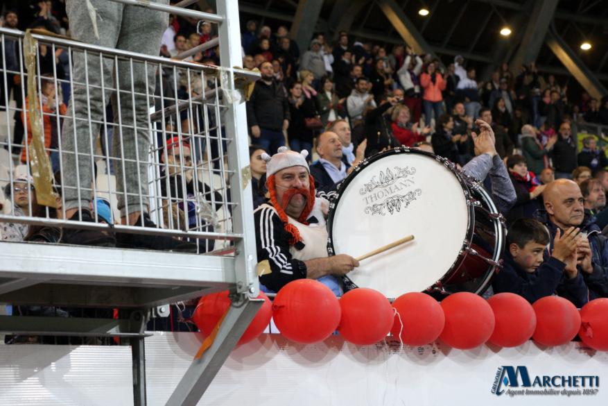 Les réactions après FC Grenoble – Valence Romans