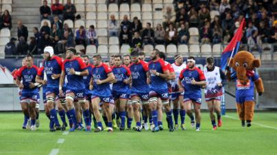 FC Grenoble : le XV de départ face à Nevers