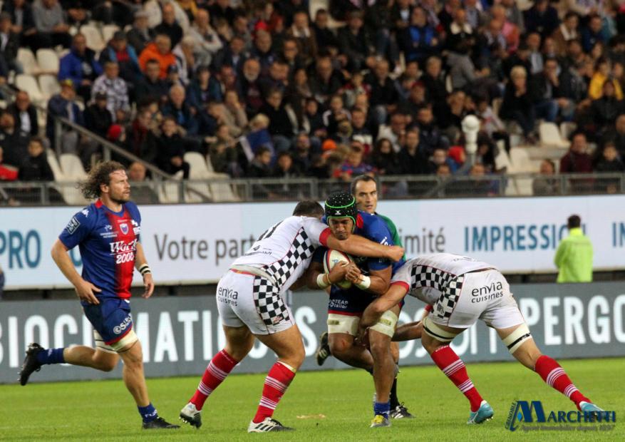 Pro D2 : nouvelle victoire pour Valence Romans
